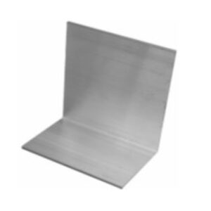 Afsluitplaatje Aluminium