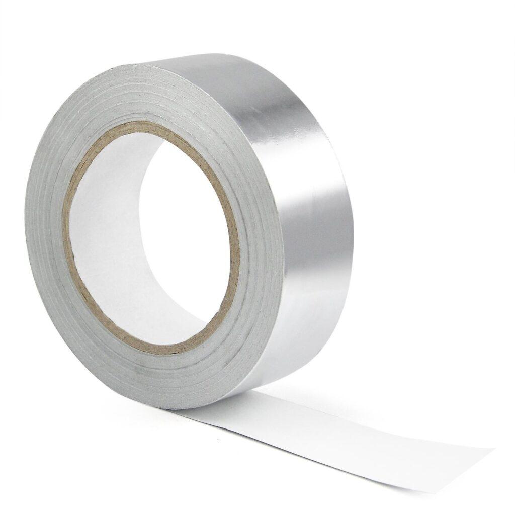 Aftapen met Aluminium Tape