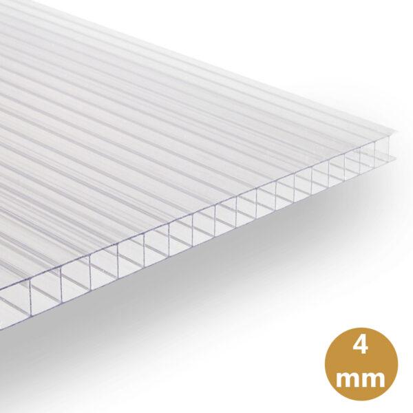 Polycarbonaat Kanaalplaat 4 mm